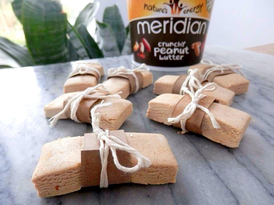 Peanut Butter 'QUEST' Bar Recipe