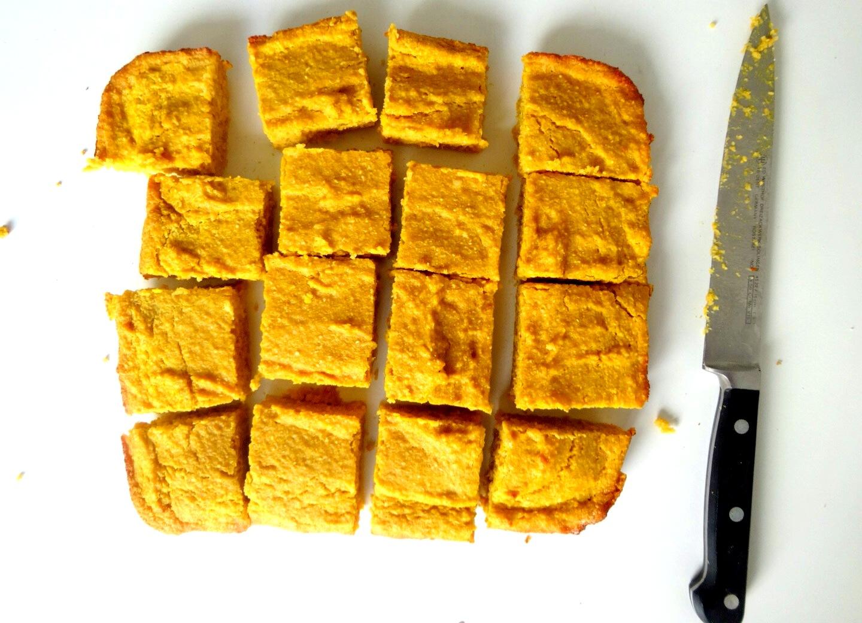 Pumpkin Protein Cake