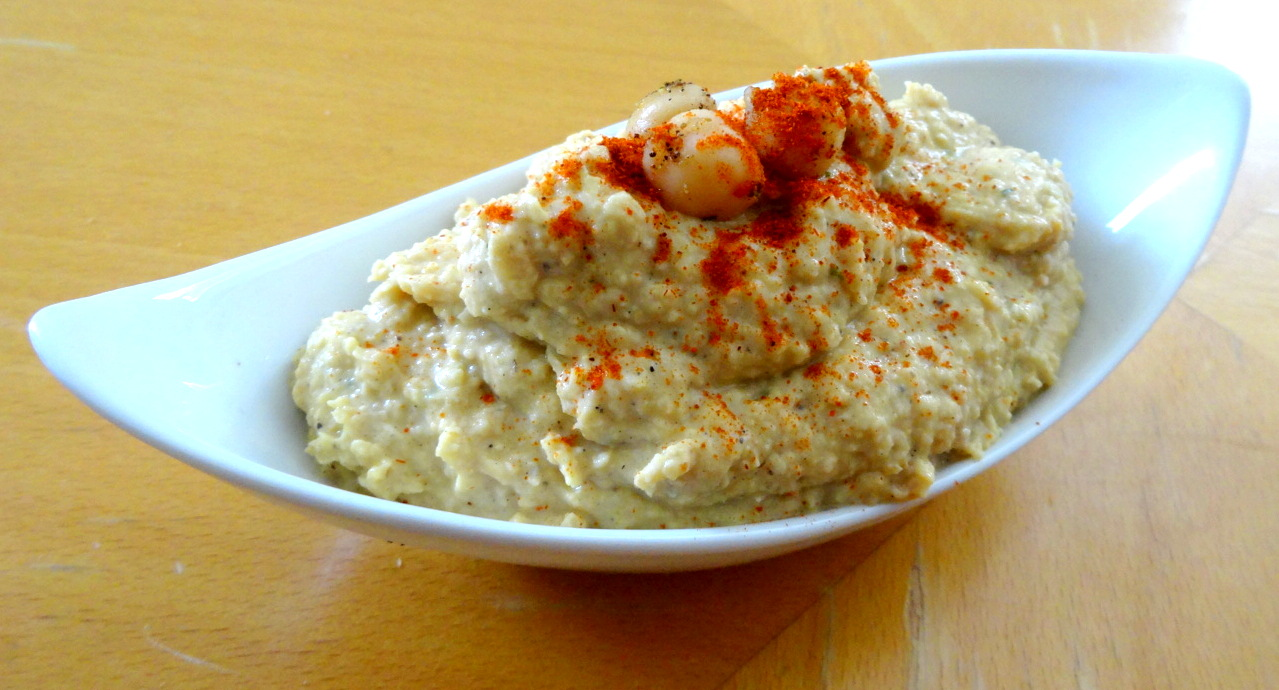 Low Fat Hummus Recipe