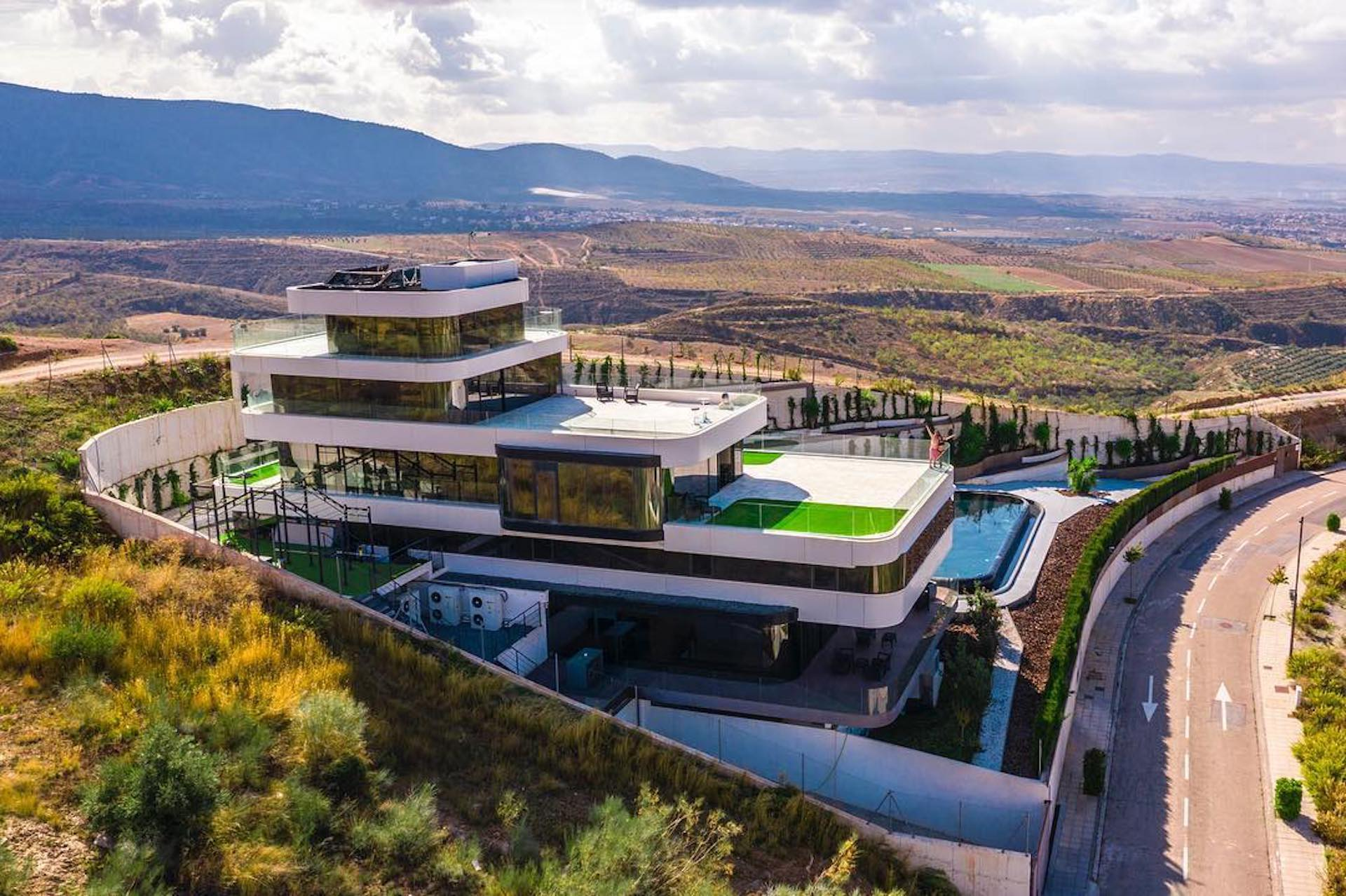 All Inclusive Luxury Fitness Retreat at Silver Field Villa