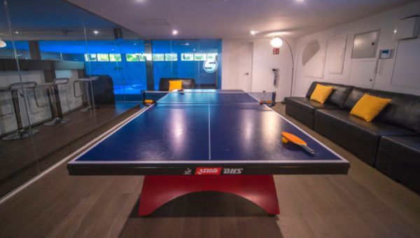ping-pong-room